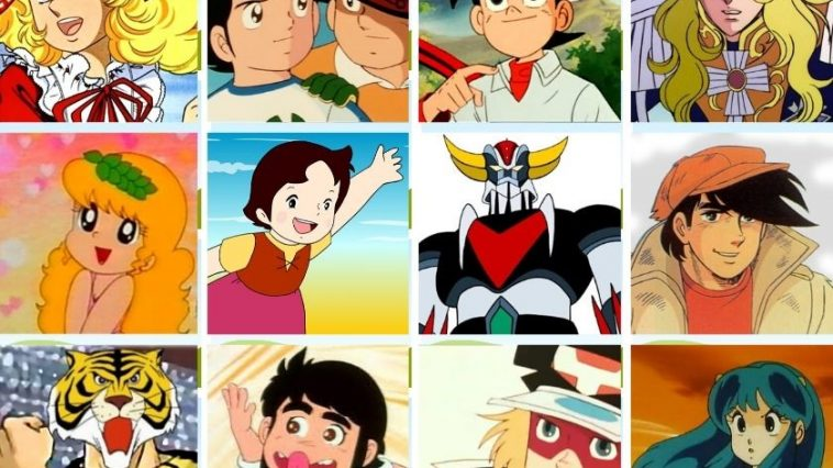 Sigle cartoni animati 80
