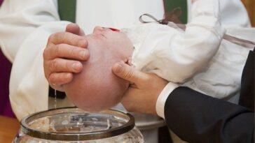 battesimo rito