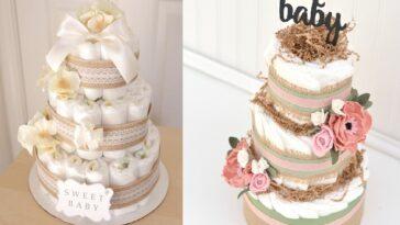 torta pannolino classica