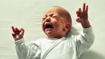 feto piange nella pancia