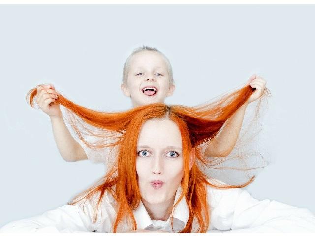 mamme figli maschi più stressate